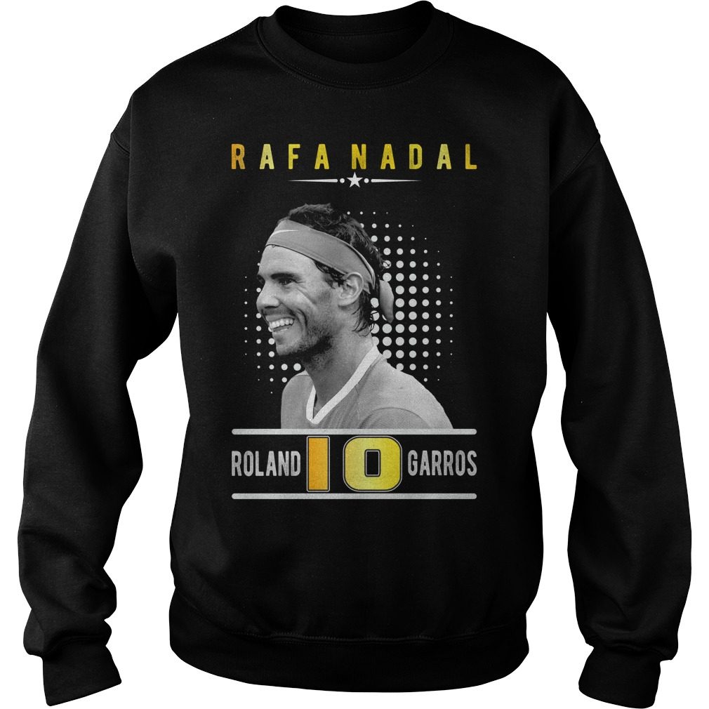 Rafa Nadal 10 sweat shirt