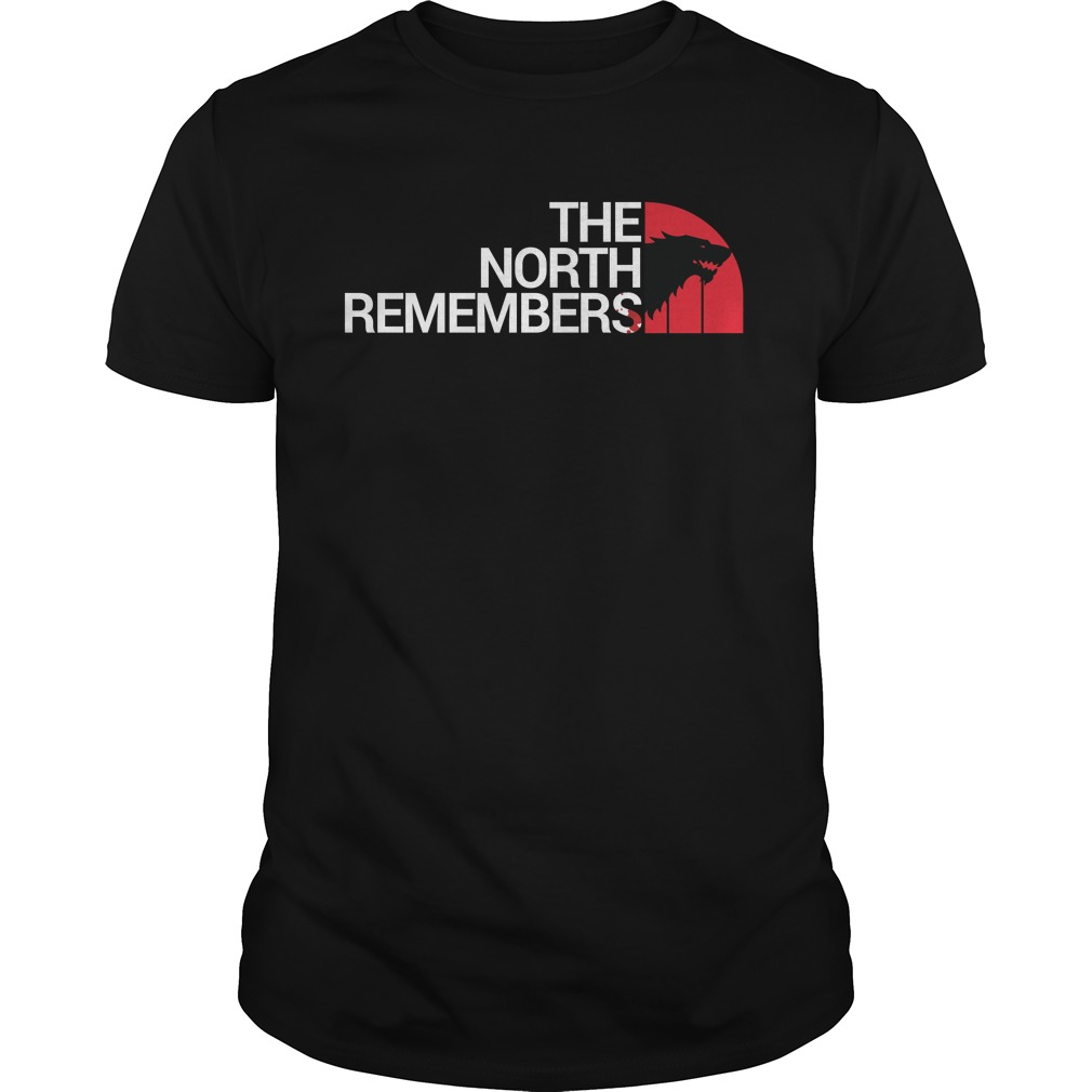 Game of Thrones The North Remembers guy shirt