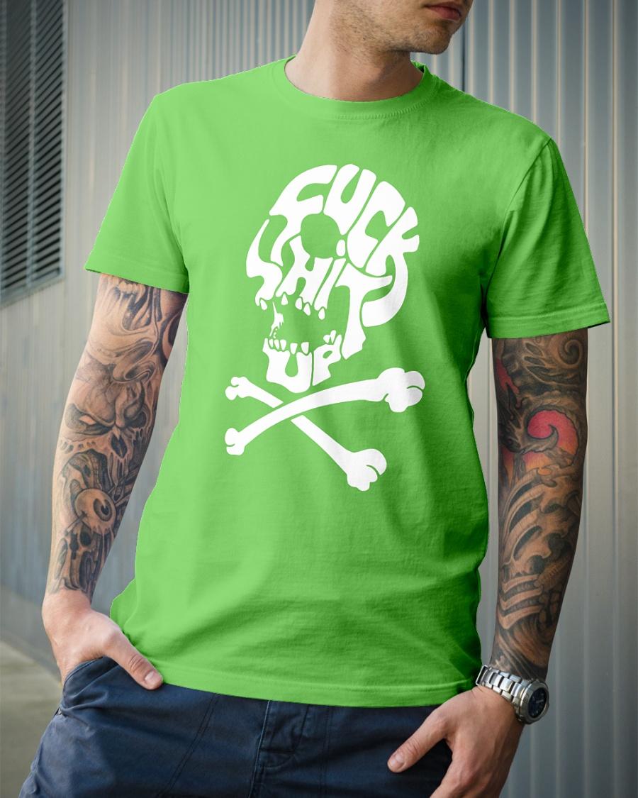 Skull fuck shirt