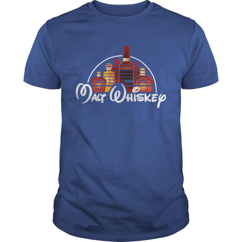 Walt Whiskey shirt
