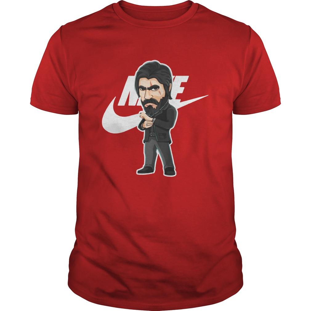John Wick Fortnite Nike shirt