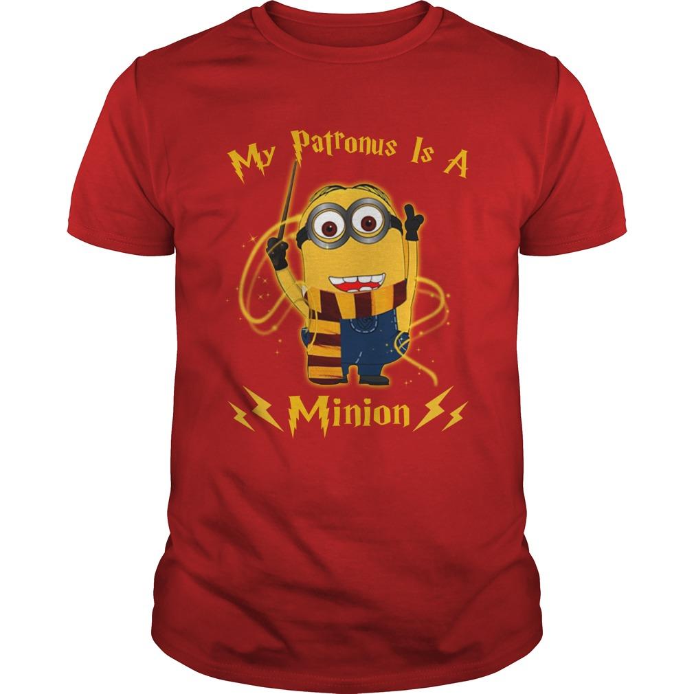 My patronus is a Minion shirt