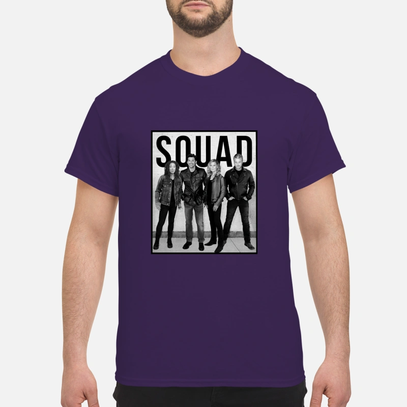 Grey's Anatomy Squad shirt