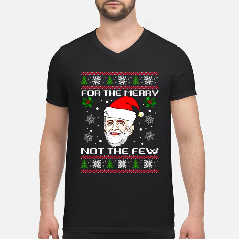 Jeremy Corbyn For The Merry Not The Few Christmas Ugly Sweater
