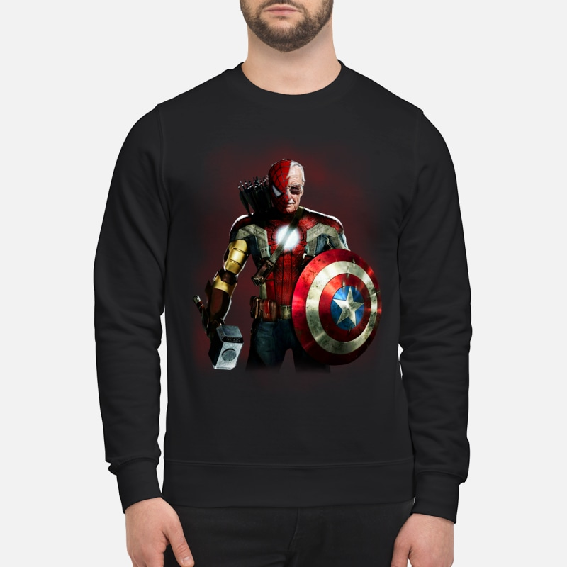 stan-lee-marvel-all-avengers-heroes-in-one-shirt