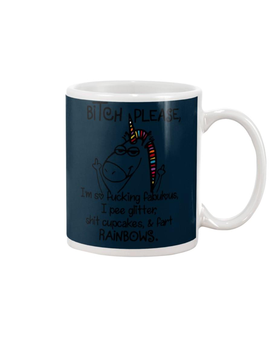 Unicorn Bitch Please I'm so Fucking Fabulous mug