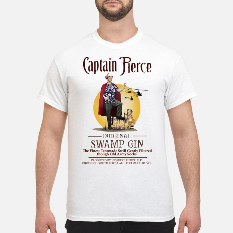 Captain Pierce Original Swamp Gin Shirt