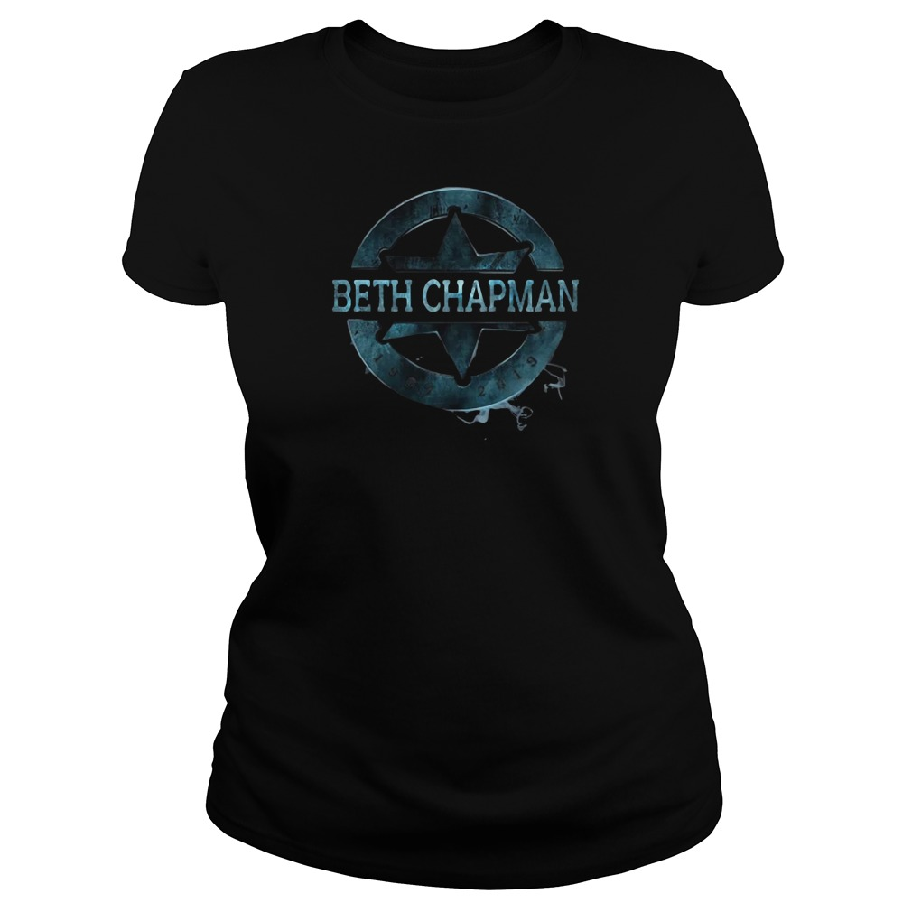 Beth ChapmanShirt