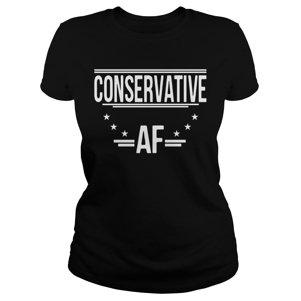 Conservative AFShirt