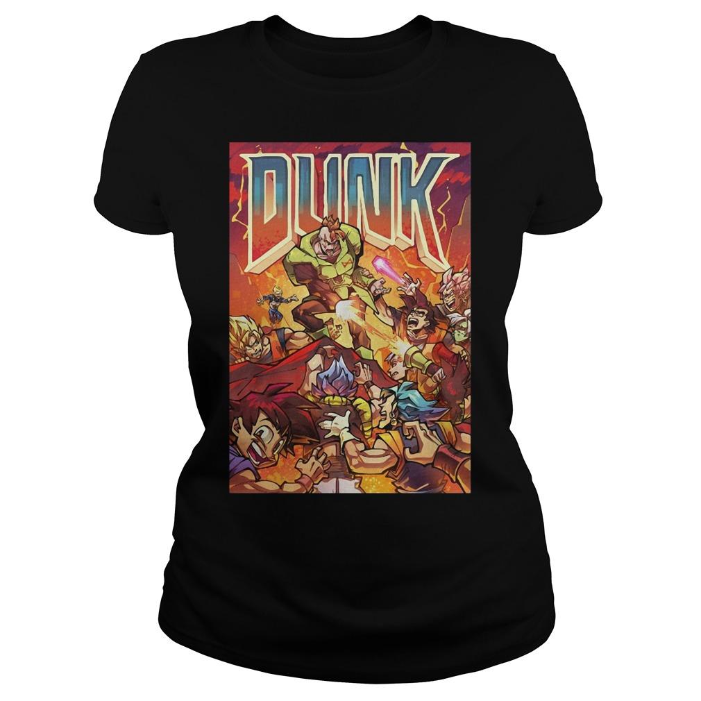 Dunk BlackShirt