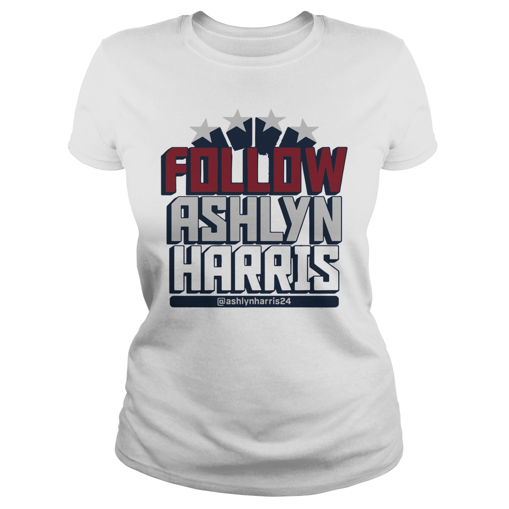 Follow Ashlyn Harris USWNTShirt