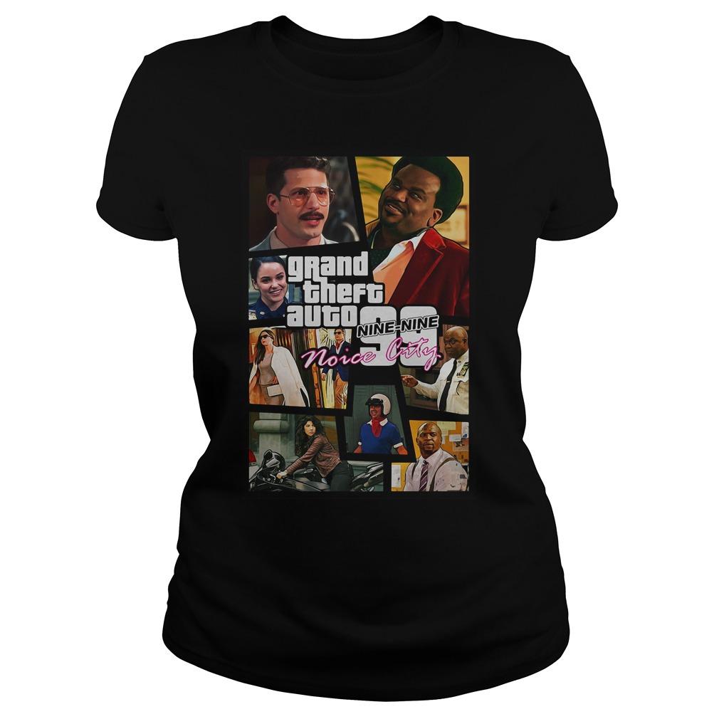 Grand Theft Auto Nine-Nine Noice CityShirt