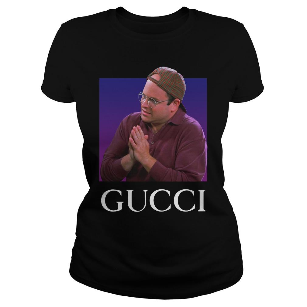 Gucci Seinfeld George Costanza CementShirt