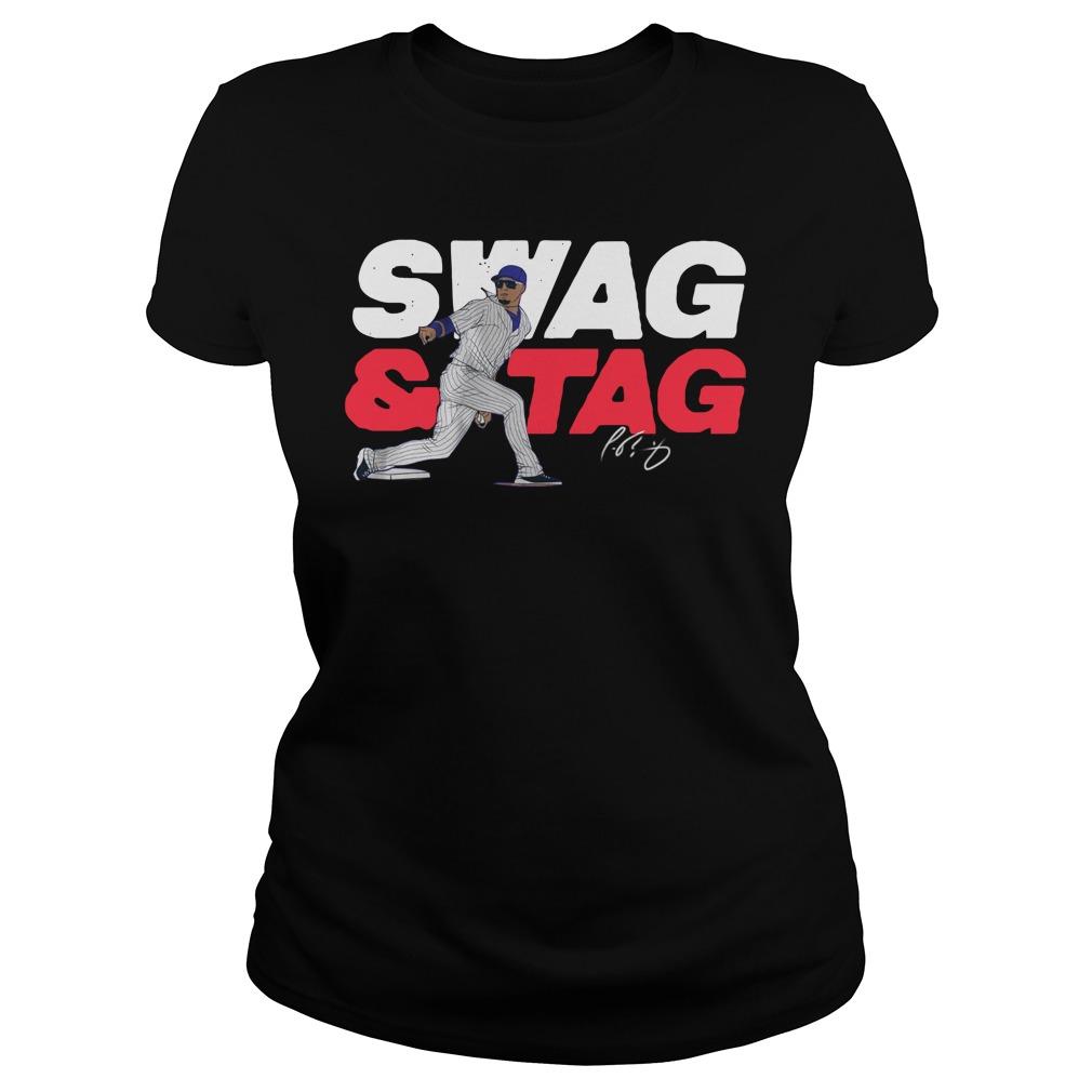 Javier Baez Swag TagShirt