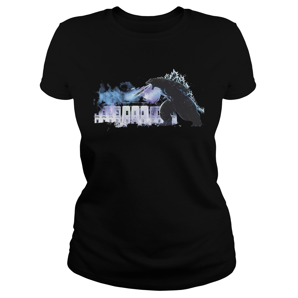 Midday 2019 New Godzilla King Of The MonstersShirt