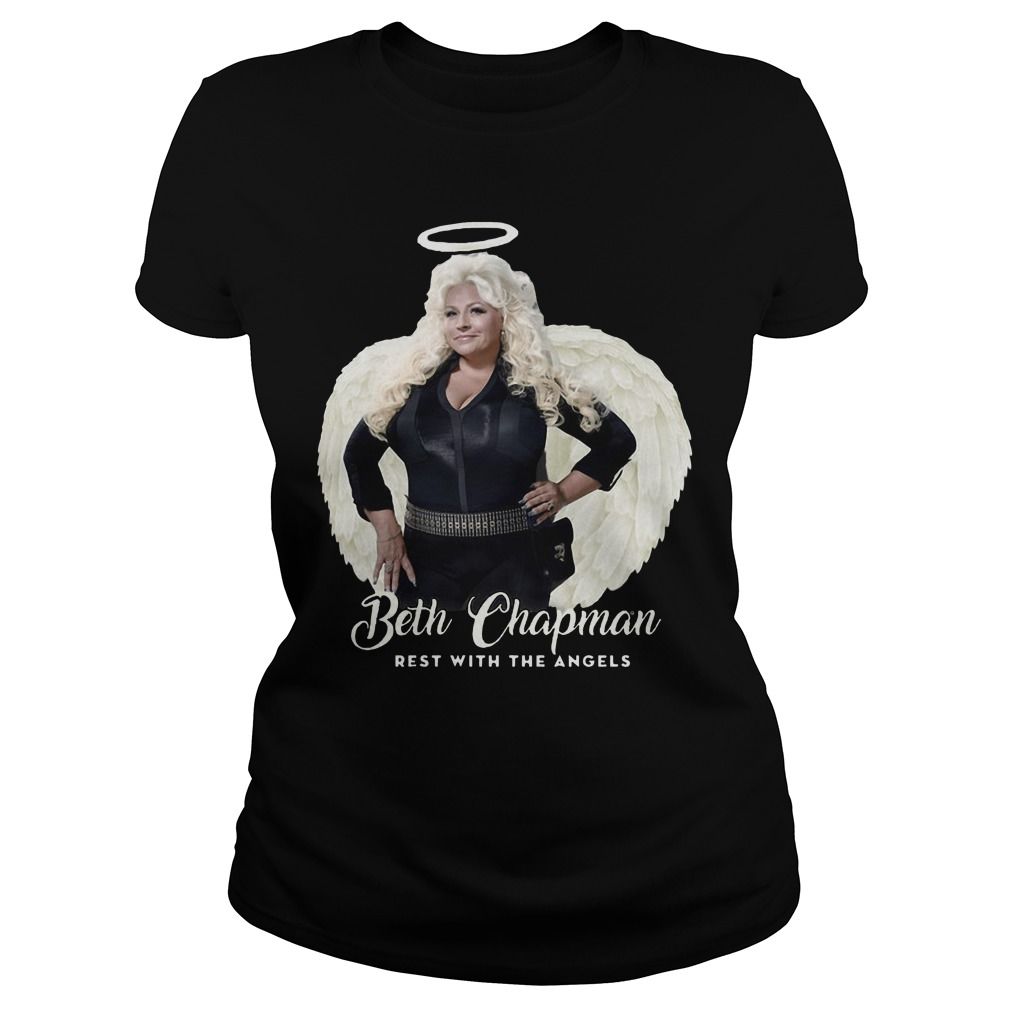 RIP Beth Chapman Rest With The AngelsShirt