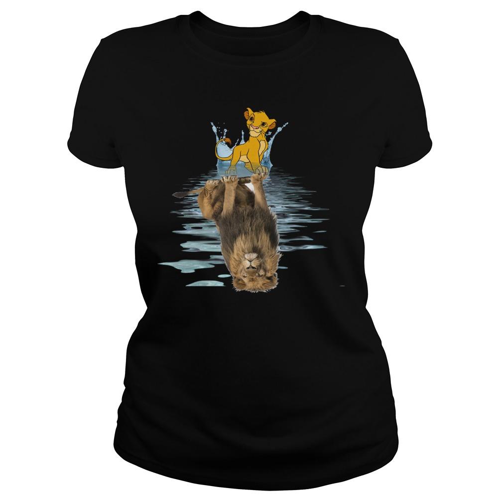 Simba Water Reflection Shirt