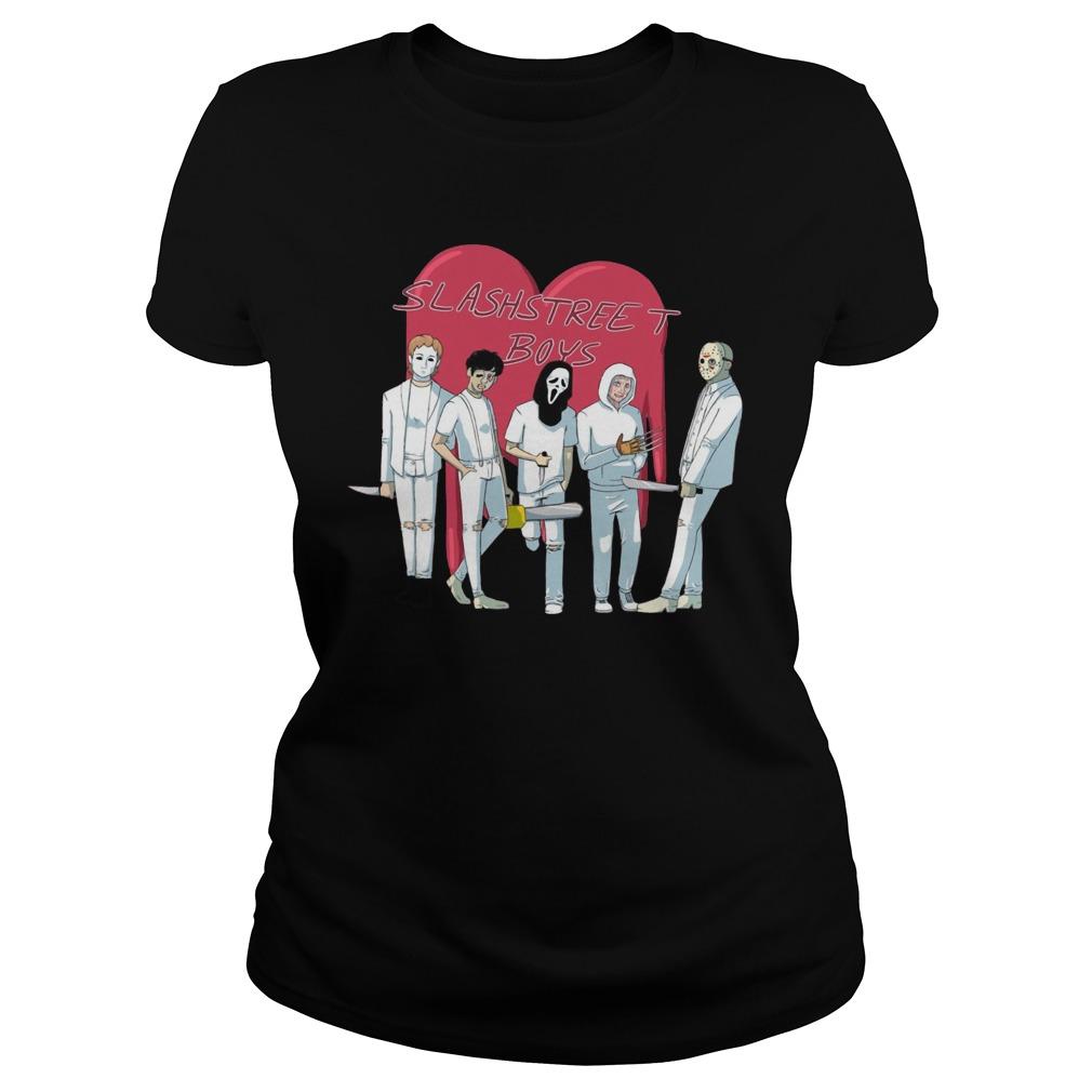 Slashstreet Boys Case Shirt