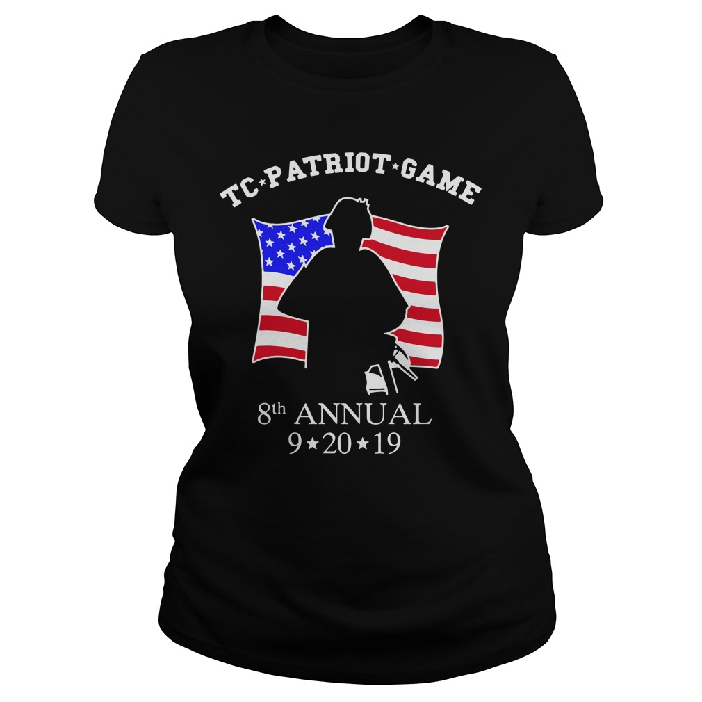 TC Patriot GameShirt