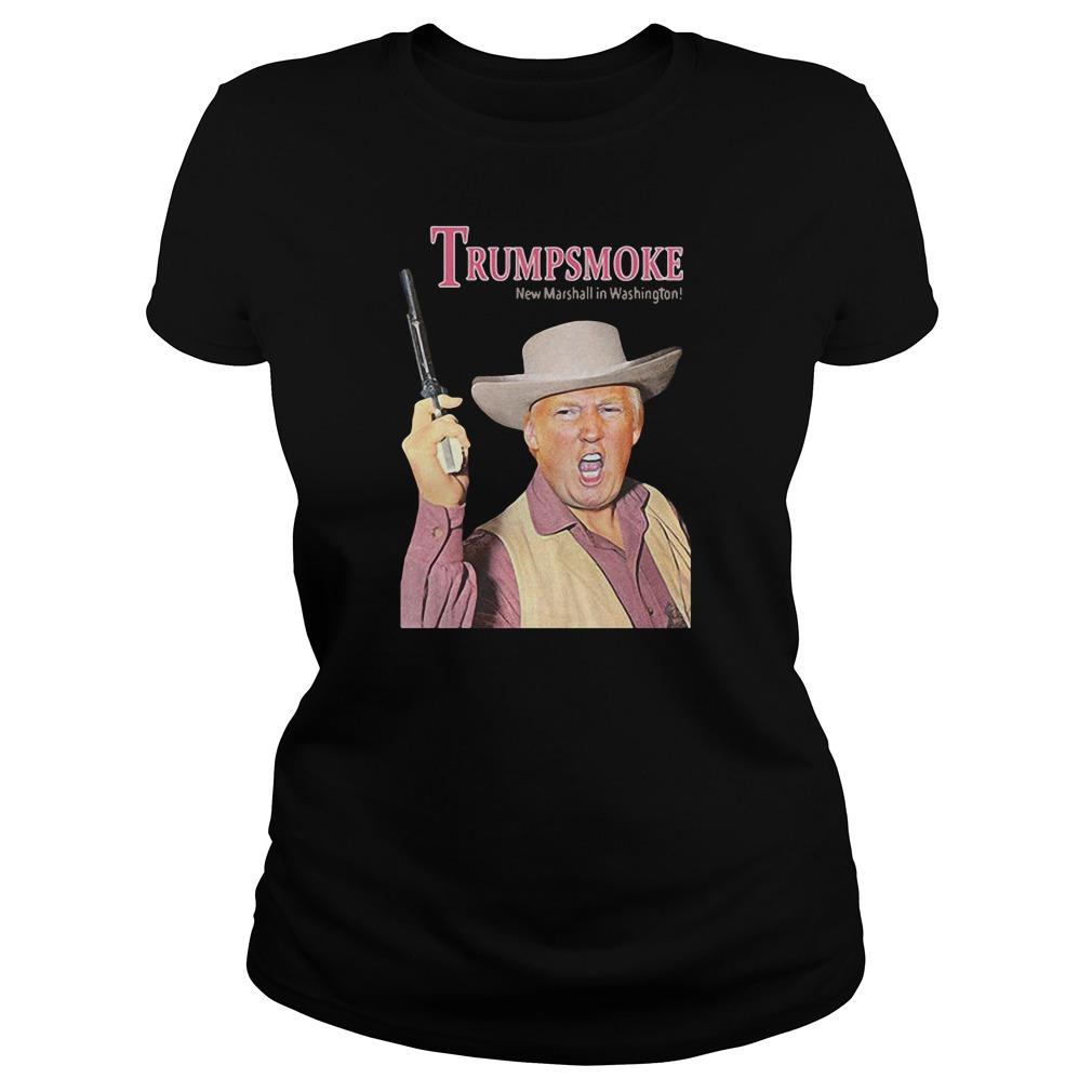 Trump spoke New Marshall In Washington Shirt