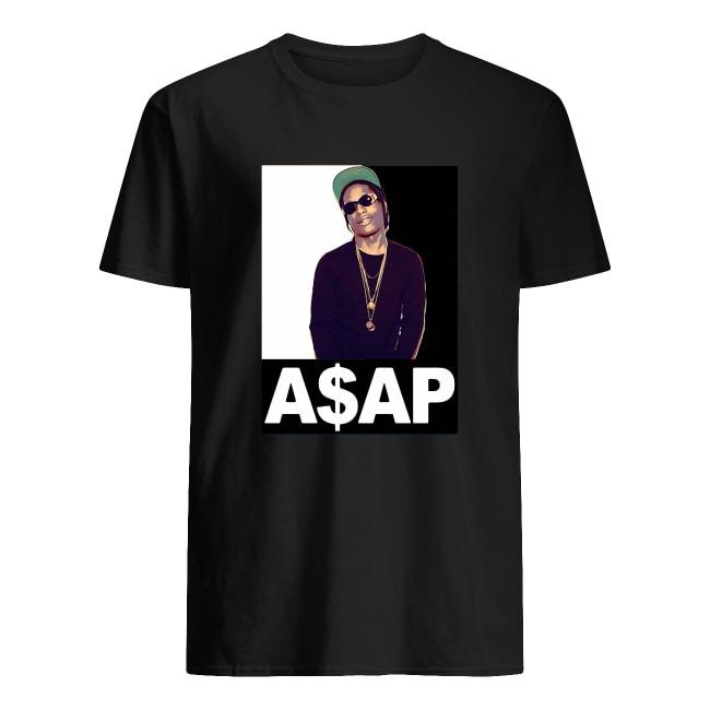 ASAP ROCKY LONG LIVE A$AP HIP HOP SHIRT