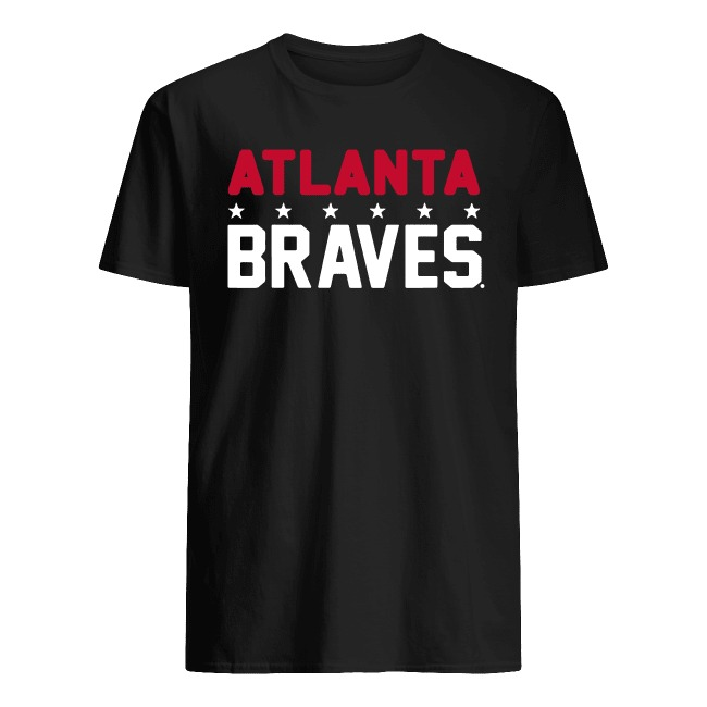 ATLANTA BRAVES STEAL YOUR BASE ATHLETIC SHIRT