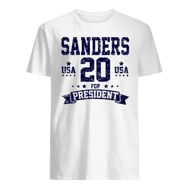 BERNIE SANDERS FOR PRESIDENT 2020 ELECTION SHIRT