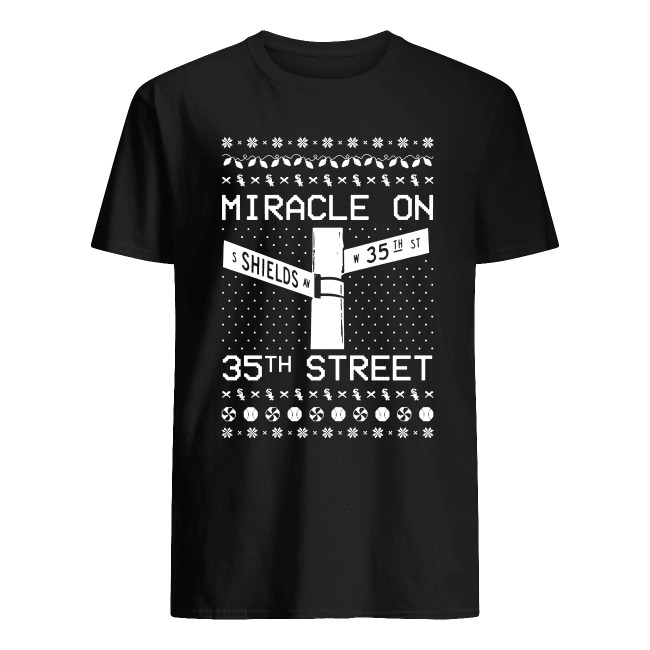 CHICAGO WHITE SOX MIRACLE ON 35TH STREET SHIRT