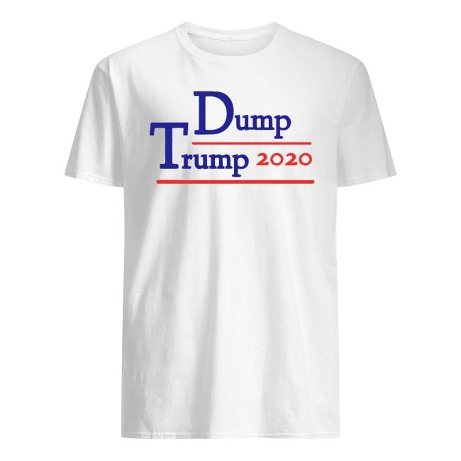 DUMP TRUMP 2020 ELECTION SHIRT