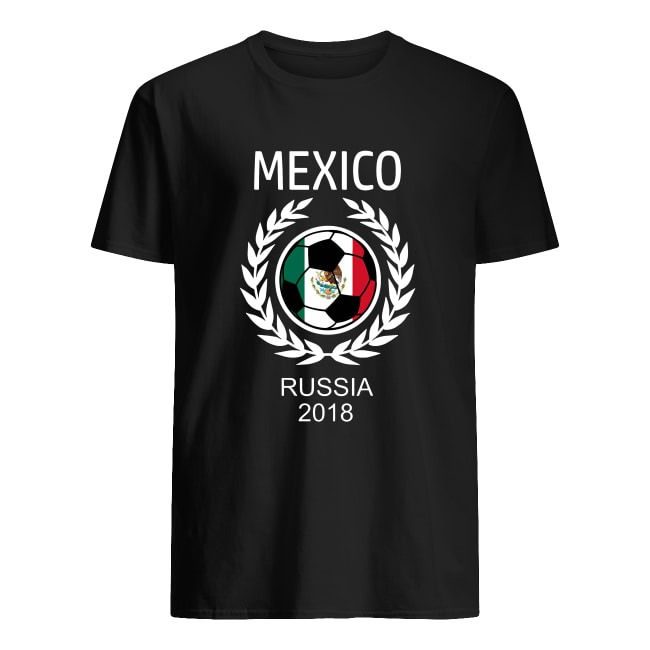 FIFA WORLD CUP RUSSIA 2018 MEXICO SHIRT
