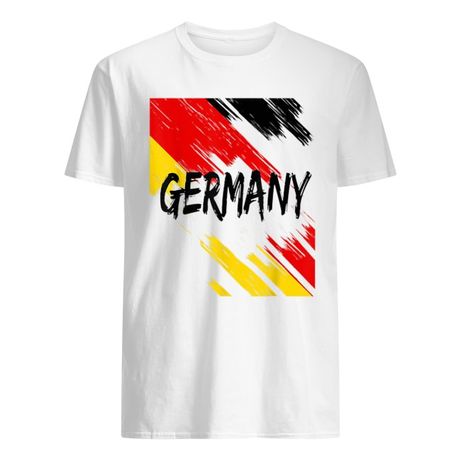 GERMANY GERMAN FLAG SHIRT