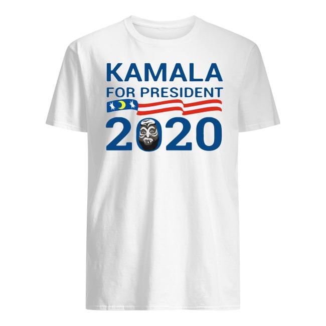 KAMALA FOR PRESIDENT 2020 AMERICAN FLAG SHIRT