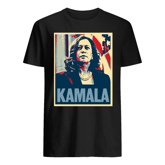 KAMALA HARRIS 2020 POSTER YOUTH SHIRT