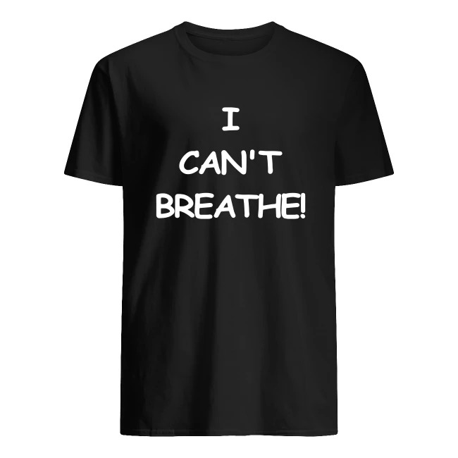 NBA WON'T FINE PLAYERS FOR WEARING I CAN'T BREATHE SHIRT