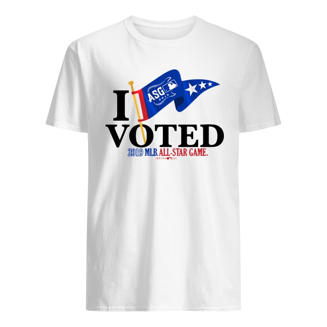NEW ERA 2019 MLB ALL-STAR GAME I VOTED SHIRT