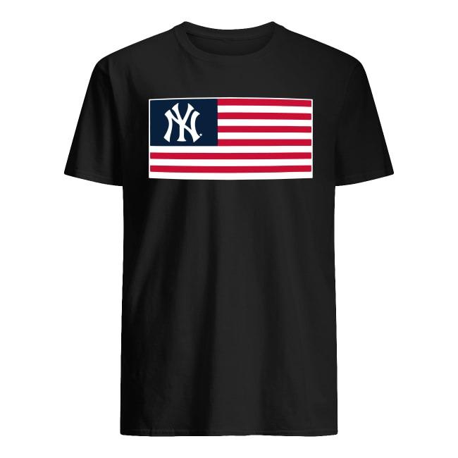 NEW YORK YANKEES FLAG 5TH & OCEAN SHIRT