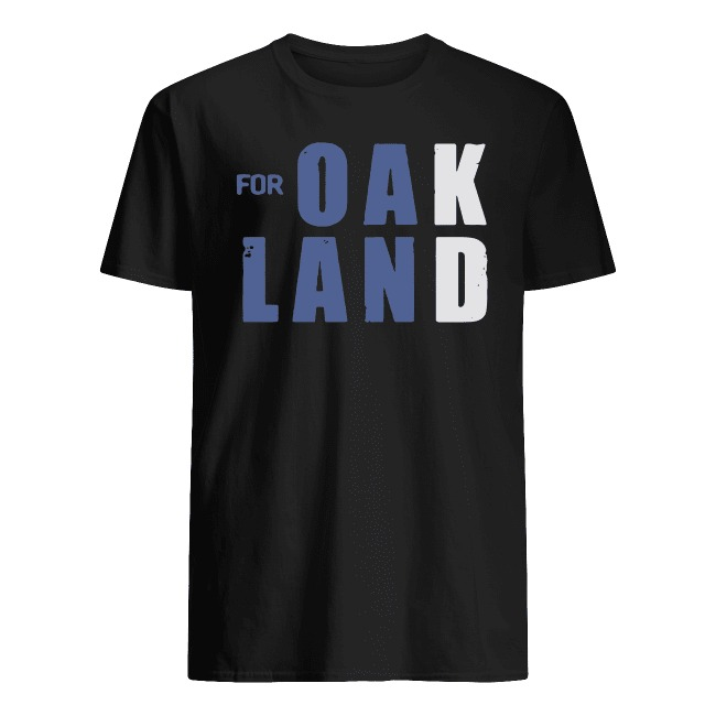 OAKLAND CALIFORNIA THE TOWN OAKLAND DNA SHIRT