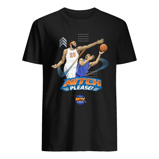 OFFICIAL MITCH PLEASE 26 SHIRT