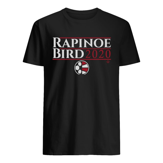 OFFICIAL RAPINOE BIRD 2020 SHIRT