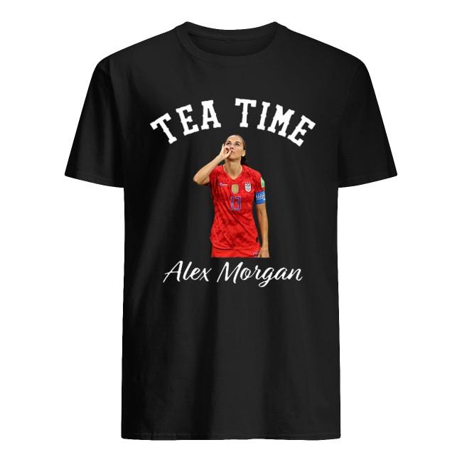 OFFICIAL TEA TIME ALEX MORGAN SHIRT