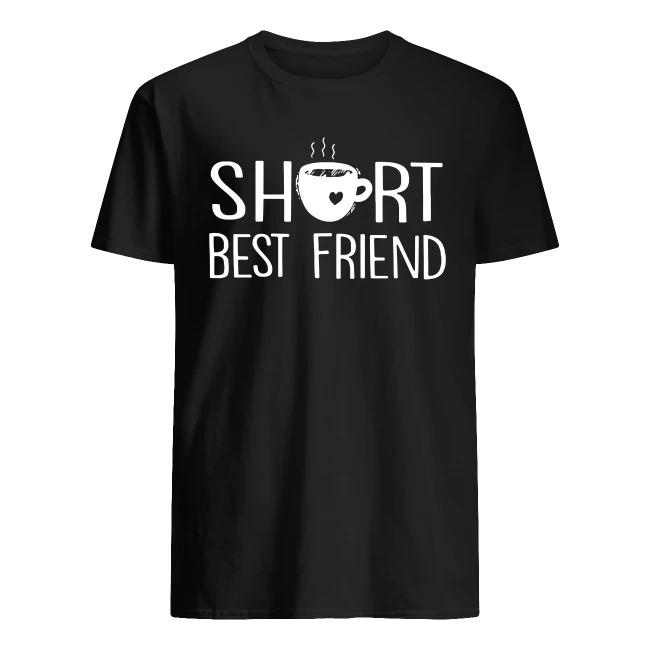 SHORT BEST FRIEND - WINE SHIRT