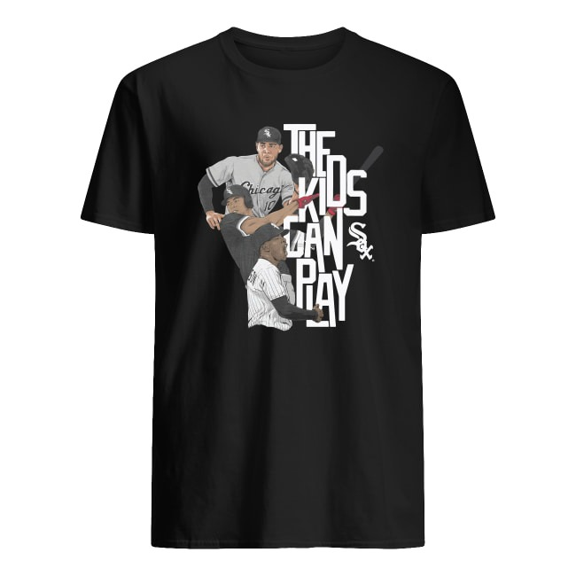 THE KIDS CAN PLAY SOX CHICAGO SHIRT