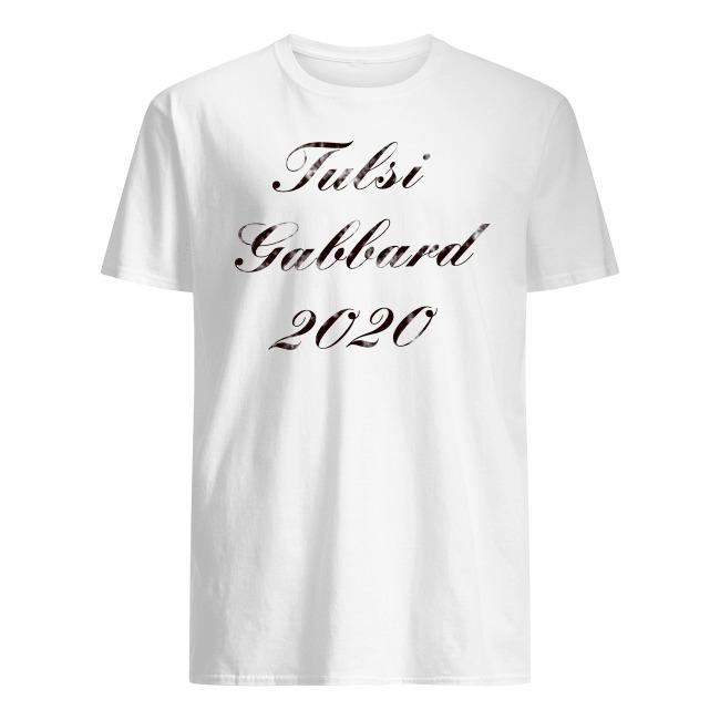 TULSI GABBARD 2020 CREWNECK SHIRT