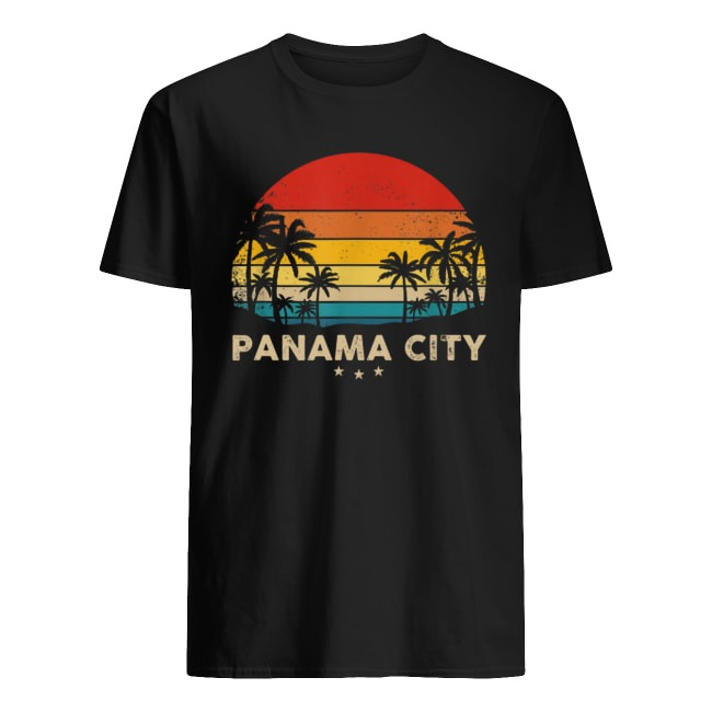 VINTAGE PANAMA CITY FLORIDA BEACH SHIRT