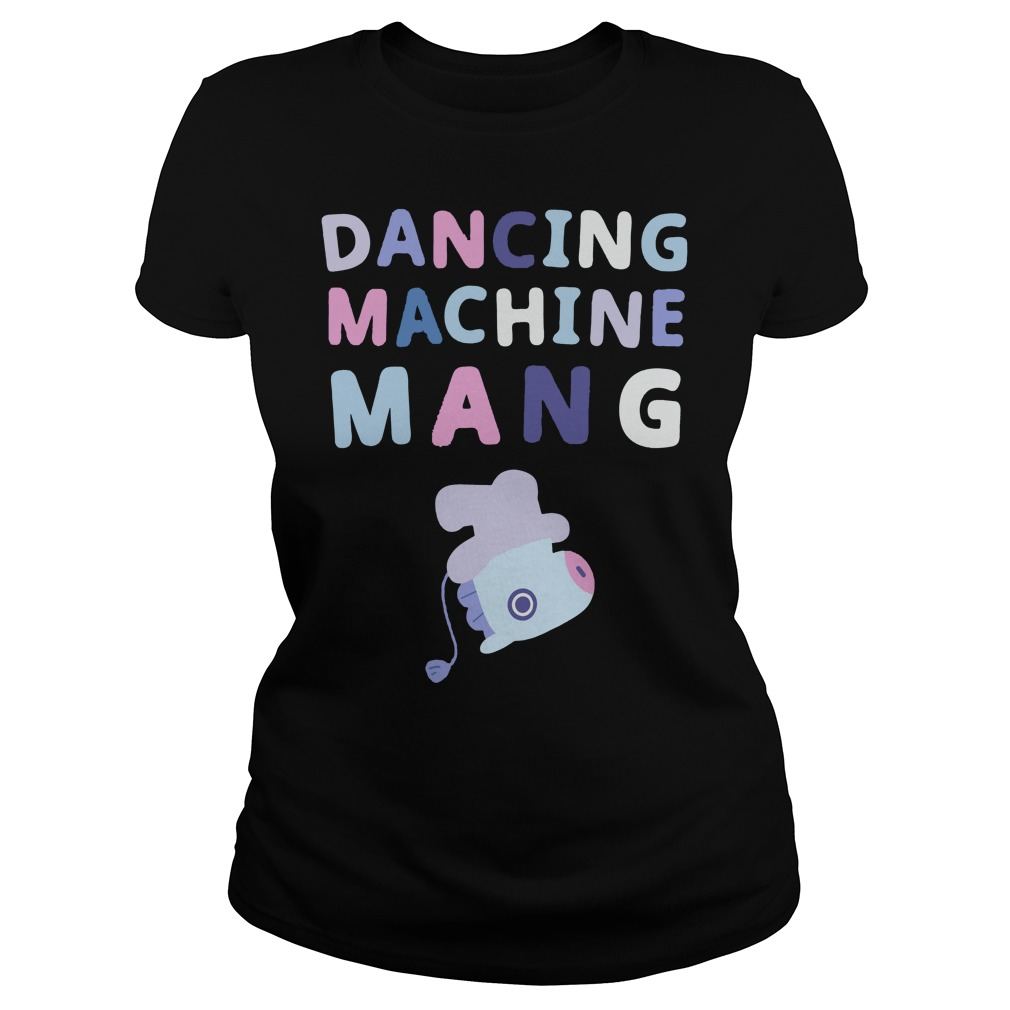 Dancing Machine Mang Shirt