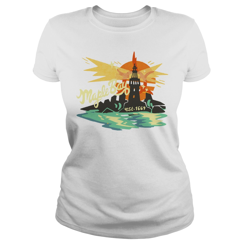 Maple Bay by The Yetee Shirt