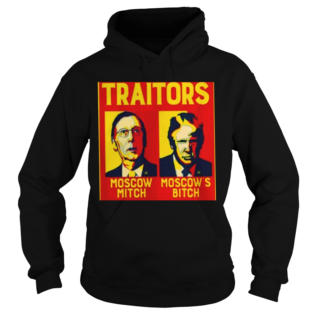 Traitors Moscow MitchShirt