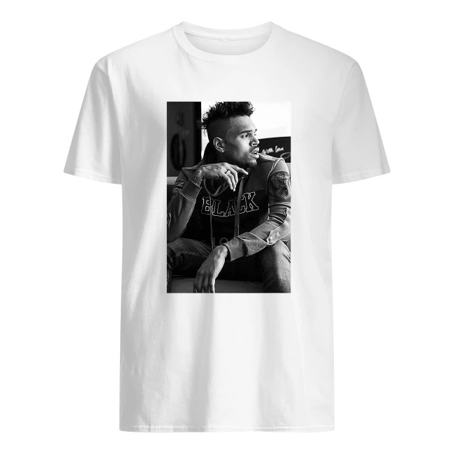 CHRIS BROWN BREEZY SHIRT