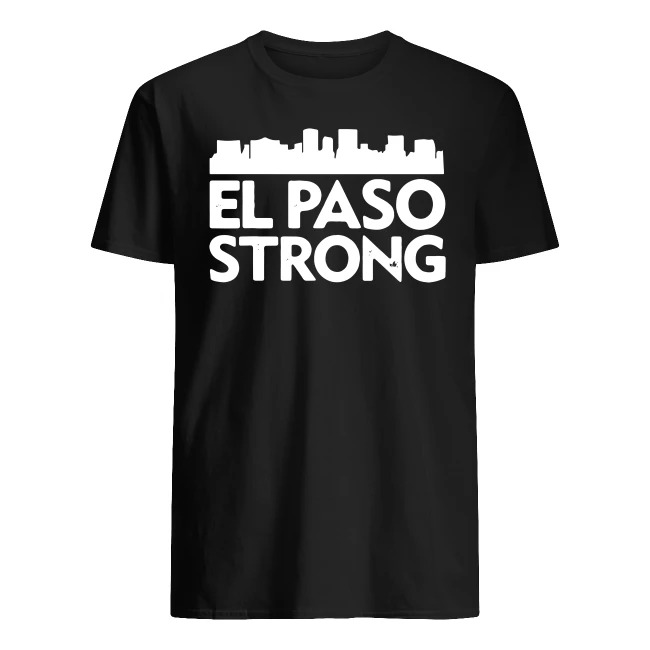 EL PASO STRONG UNISEX SHIRT