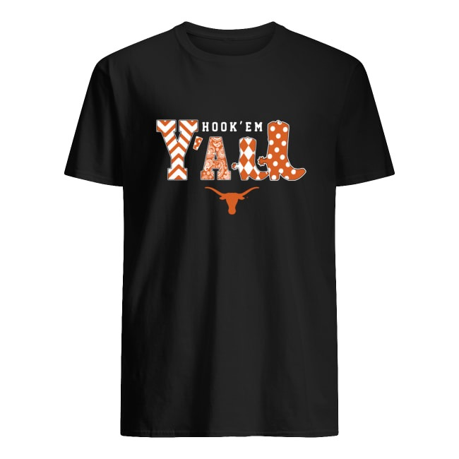 HOOK'EM Y'ALL TEXAS LONGHORNS SHIRT